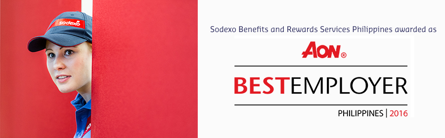 Sodexo Benefits & Rewards Services